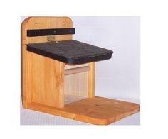 neu futterautomat eichh rnchen eichh rnchenfutterhaus futterrsilo futterhaus neu in garten. Black Bedroom Furniture Sets. Home Design Ideas