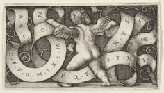 "February GICLÉE PRINTS, ""Questions these days seem to come in multiple editions."", (image: ""Genius with the Alphabet"", 1542 engraving by Hans Sebald Beham) Vintage Wall Art, Vintage Walls, Snake Art, Letter Art, Letters, Historical Maps, Lovers Art, Art Images, Giclee Print"