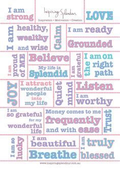 Vision Boards help you make changes in your life... repinned by http://www.tools-for-abundance.com/vision_board.html
