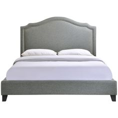Modway Furniture Modern Charlotte Queen Bed Frame