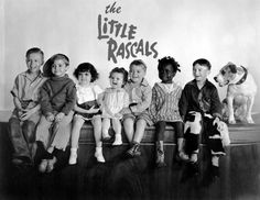 """Our Gang """"The Little Rascals"""""""