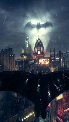 360x640 wallpaper Batman: Arkham Knight, batman, superhero, video game, jump Batman Superhero, Batman Comic Art, Batman Vs Superman, Batman Comics, Joker Arkham, Batman Arkham City, Gotham City, Batman Universe, Marvel Cinematic Universe