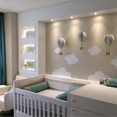 Baby Boy Room Decor, Baby Room Design, Girl Bedroom Designs, Baby Boy Rooms, Small Room Bedroom, Baby Bedroom, Nursery Room, Kids Bedroom, Nursery Decor