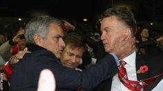 "Louis van Gaal (right) was replaced by Jose Mourinho as Manchester United manager  Louis van Gaal says Manchester United went ""behind my back"" in replacing him as manager with Jose Mourinho in 2016.  The Dutchman 66 was sacked 48 hours after winning the FA Cup and Mourinho was appointed less than a week later.  ""They  told me only after it was leaked out it was the biggest disappointment  of my life"" Van Gaal who was two years into a three-year contract  told Dutch paper Algemeen Dagblad…"