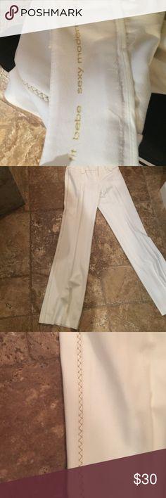 Vtg 80s walking shorts pattern pull on pants sz 6 8 10 12 Kwik Sew #1225