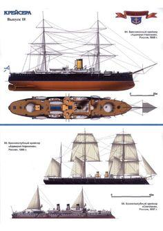 Admiral Nakhimov - Armoured Cruiser