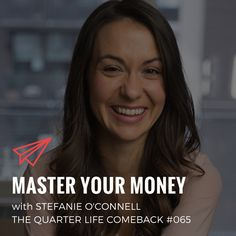 In this episode of The Quarter Life Comeback podcast, I chat to Stefanie O'Connell about money tips, smarter savings and how to afford the life you want.