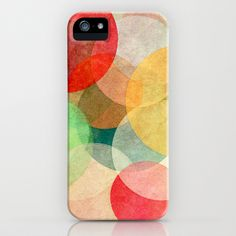 The Round Ones iPhone & iPod Case by Anai Grog $35.00