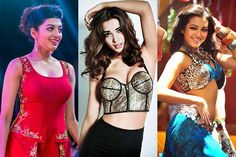 Filmfare Awards South 2016: Amy Pranitha Catherine enthrall the crowd with their sizzling hot performances!