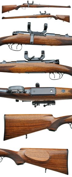 Griffin & Howe Rifle Details Page Mannlicher Schoenauer - 1950 - 9.3 x 62 caliber - $16,000.00 My grandfather owned several Mannlichers in his day. He swore by them. Tough, accurate, and extremely reliable!