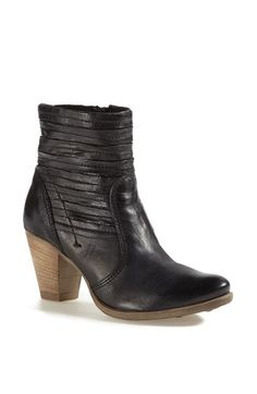 MJUS 'Ginger' Boot - How many black ankle boots can a girl crave???