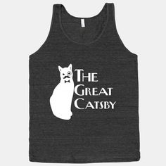 Completed pin: The Great Catsby. This is a silly tank top and a good workout shirt. I bought a small but I think if I buy from HUMAN again I will get a medium. The small fits, but to workout I want a looser fit. 8/10