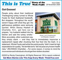 The ThisIsTrue.com Story of the Week #1381: distressingly dreadful!