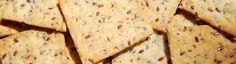 Κράκερς με λιναρόσπορο και μυρωδικά χωρίς γλουτένηΥλικά:- 1 κούπα ρεβυθάλευρο- 2 κουταλιές της σούπας λιναρόσπορο κοπανιστό- 1 κουταλάκι του γλυκού ρίγανη- 1 κουταλάκι του γλυκού φασκόμηλο τριμμένο- 2 κουταλάκια του γλυκού ελαιόλαδο- 1 σκελίδα σκόρδο λιωμένη- λίγο αλάτι και λίγο πιπέρι- 1/4 -1/2 κούπα νερό (όσο χρειαστεί)Εκτέλεση:Προθερμαίνουμε το φούρνο στους ...