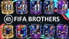 Messi Neymar, Messi Vs Ronaldo, Fifa Card, Football Tricks, Fifa Games, Mobile Generator, Cool Pokemon Cards, Point Hacks, Fifa 20