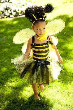 Bumblebee tutu dress.......Great for by tutuglamourous on Etsy, $69.99