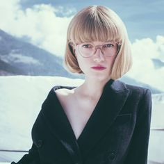 Andy Wolf Eyewear White Heat Collection