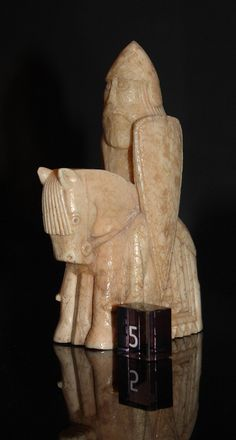 Lewis Chessmen: Knight
