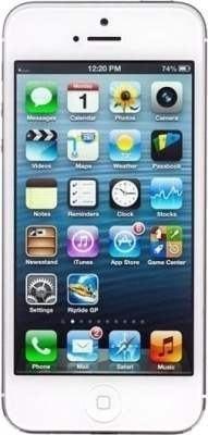 Apple iPhone 5(White, 16 GB)