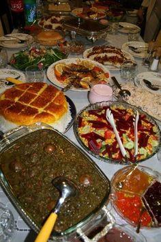 Food Food Food! Persian feast