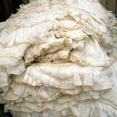 pearl ruffles
