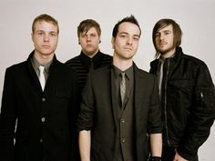 Capital Lights. It's too bad this band split up. They're amazing!