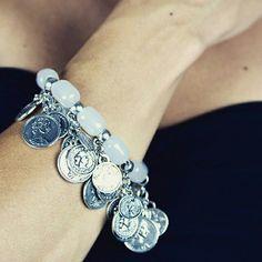 #Brazalet. #Jewelry #Schmuck #gioielli #bijoux. Divina Locura. Colección Dolce Suono. #Pulsera ARABELLA