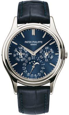 5140P-001 Patek Philippe Grand Complications Mens Platinum Watch | WatchesOnNet.com