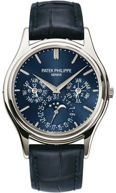 5140P-001 Patek Philippe Grand Complications Mens Platinum Watch | WatchesOnNet.com