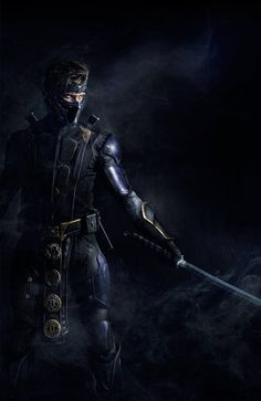 M.A.A.C. – First Look At The Live-Action NINJAK Series Starring MICHAEL ROWE & JASON DAVID FRANK