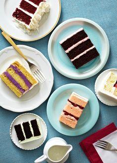 Popular Wedding Cake Flavors