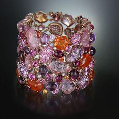Fabulous new bracelet by Margot McKinney.  I want this!!!