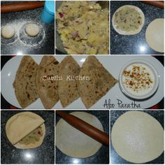 Step by step instructions to make a fool proof stuffed aloo paratha. Indian Food Recipes, Ethnic Recipes, Light Recipes, Grills, Step By Step Instructions, Lunch Ideas, Food To Make, Good Food, Meals