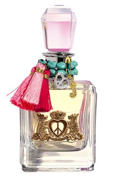 Juicy Couture 'Peace, Love & Juicy Couture'. #Familytree #GenealogyWebsite #BestGenealogySite #GenealogyTree #perfume
