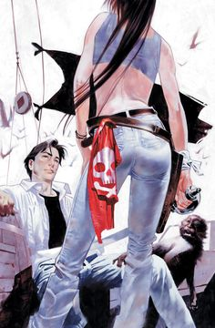 Y: The Last Man - Massimo Carnevale