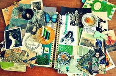 Love scrap booking.... I really need to get back into it!