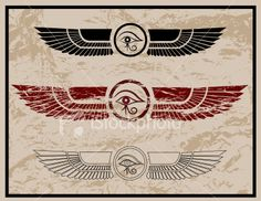 eye of horus--perfect lower chest piece(below the boobs on ribcage instead of across my collar bone)
