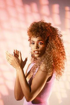 Whitney Houston – a life in pictures