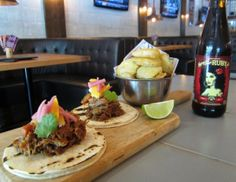Parallel 49 ruby ale adds pizzazz to chef Brett Turner's pulled-pork tacos   Georgia Straight, Vancouver's News & Entertainment Weekly