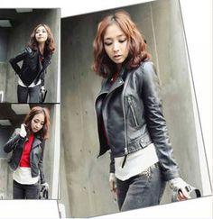 Black Moto Jacket! Cheap!