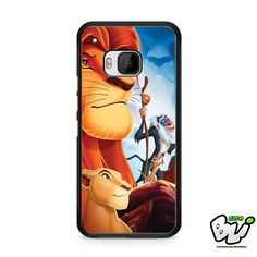 Simba And Friend The Lion King HTC One M9 Case