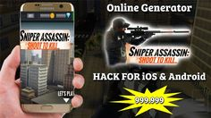 Get ready for the newest Sniper 3D Assassin hack tool online: http://sniper3dassassin.gamecheat4android.com/