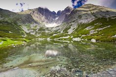 High-Tatras' Rocky Mountain Lake by Roland Deme on 500px