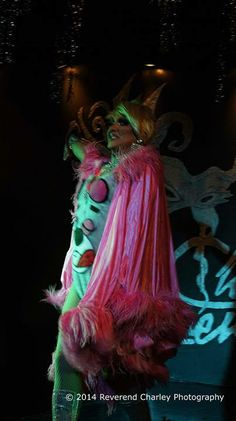 Images from the Cenla Pride 2014 Drag Show