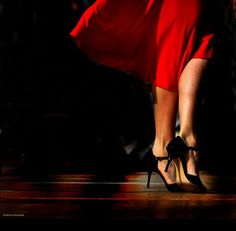 Tango is not just a dance — mennyfox55: Rojo .