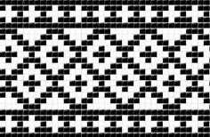 Tapestry Crochet Patterns, Crochet Motifs, Filet Crochet, Crochet Chart, Loom Patterns, Stitch Patterns, Knitting Charts, Knitting Stitches, Knitting Patterns