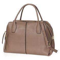 Tod's Medium D-Bow Bag XBWAMJH0300NGUC412, All, Bags, Fall-Winter, Shop Woman - Tod's