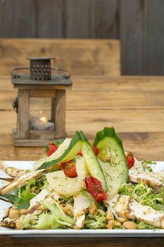 Heerlijke salades!