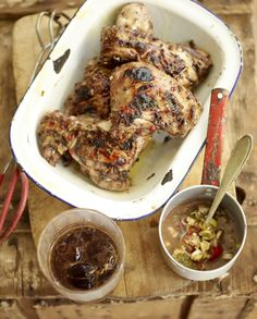 Jan Braai's Jamaican Jerk Chicken