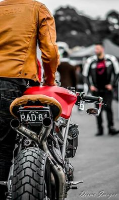 Ducati Streetfighter Custom Cafe Racer